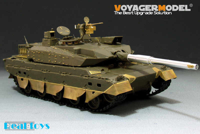 Detail Feedback Questions about Voyager MODEL 1/35 SCALE