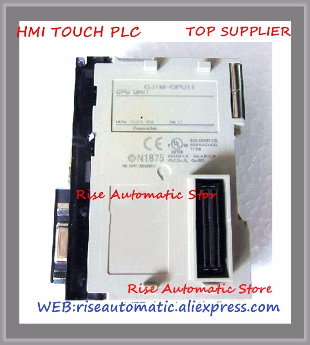 CJ1M-CPU11 PLC CPU 10K steps 160 I/O point New Original