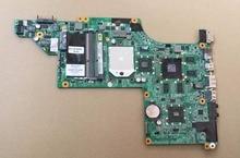 Placa madre del ordenador portátil para HP DV6 DV6-3000 series 603939-001 daolx8mb6d1 Mobility Radeon HD 5650 DDR3 Placa Base Envío Libre
