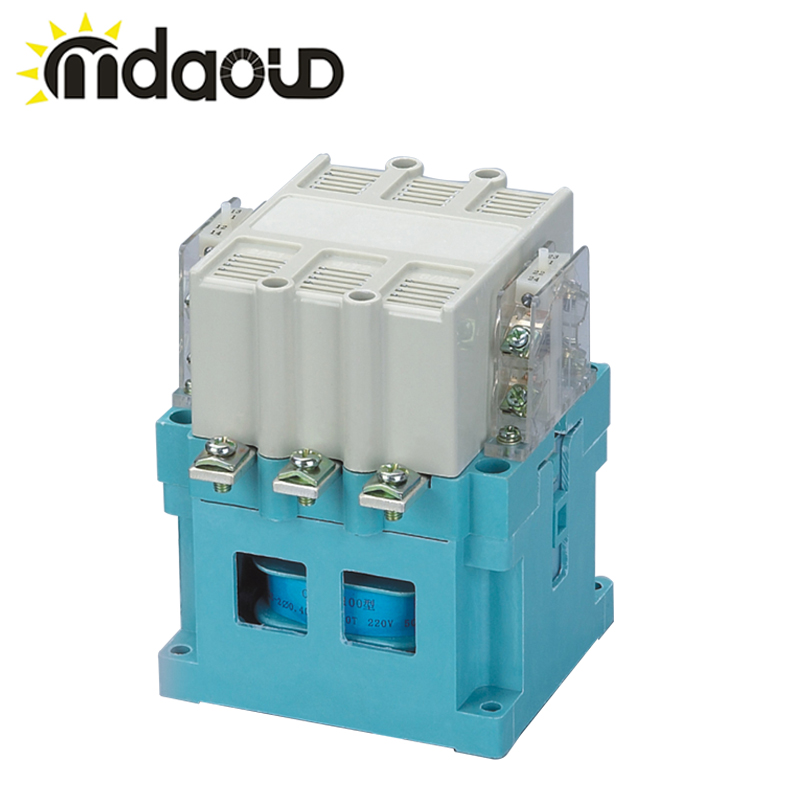 CJ20-25A AC Contactor Two Normally Open Two Often Close Communication Contactor 380v 220v 110v 36v