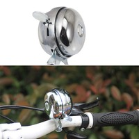 Bicycle Bell Sound Resounding Hand Dial Style High Decibel Safety Bicycle Retro Vintage Antique Bike Bell