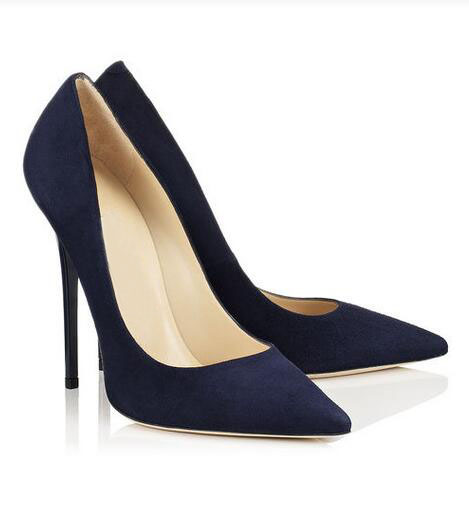 En Soirée On120mm Pompes Talon À Stiletto Color Femmes as Taille Mariage Showed Bout De Color Wo Daim Chaussures Haute Robe Pointu 42 Slip Qualité 34 As qwXTdq