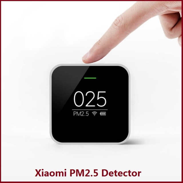 Original Xiaomi PM2.5 Detector Use With Air Purifier Air Quality Monitoring
