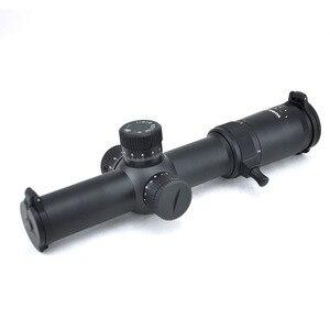 Image 4 - Visionking Optics 35mm Scope 1 8x26 First Focal Plane Riflescope 1/10 MIL 1cm 0.1 MRAD Adjust Reticle