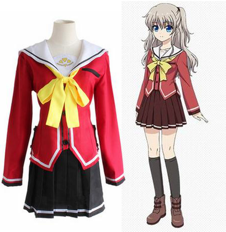 Costumes & Accessories Charlotte Tomori Nao Cosplay Hairwear
