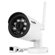 SANNCE 720P CCTV IP Camera 1.0MP Waterproof Outdoor WIFI Surveillance Camera CCTV Security Cam support IR Night Vision ONVIF P2P