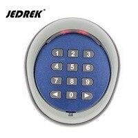 433 MHz Wireless Keypad password interruttore telecomando Universale cancello HCS101 Codice Standard per cancello porta di controllo di accesso