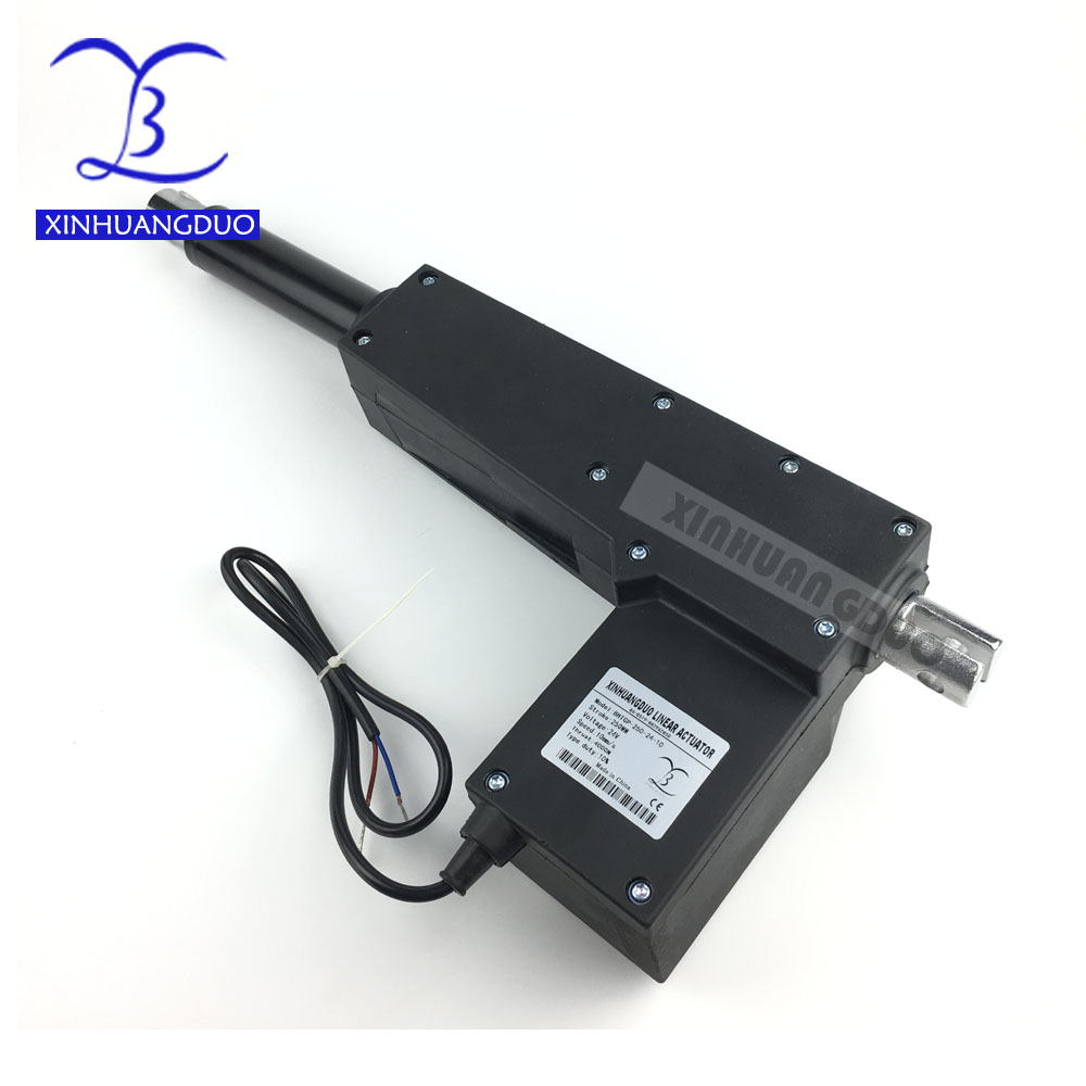 max load 8000N 5mm/s speed 300mm stroke 12V 24V electric linear actuator for hospital bed ICU bed electric chair bedmax load 8000N 5mm/s speed 300mm stroke 12V 24V electric linear actuator for hospital bed ICU bed electric chair bed
