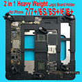 2 in 1 Logic Board Clamps High Temperature Weigh Main Motherboard PCB Fixture Holder for iPhone 6 6S 7 Plus Fix Repair Mold Tool