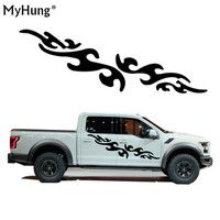 New Personality Car Styling For HONDA Ridgeline Decorative PVC Car Sticker Pattern Interesting Car Whole Body Decals 2pcs