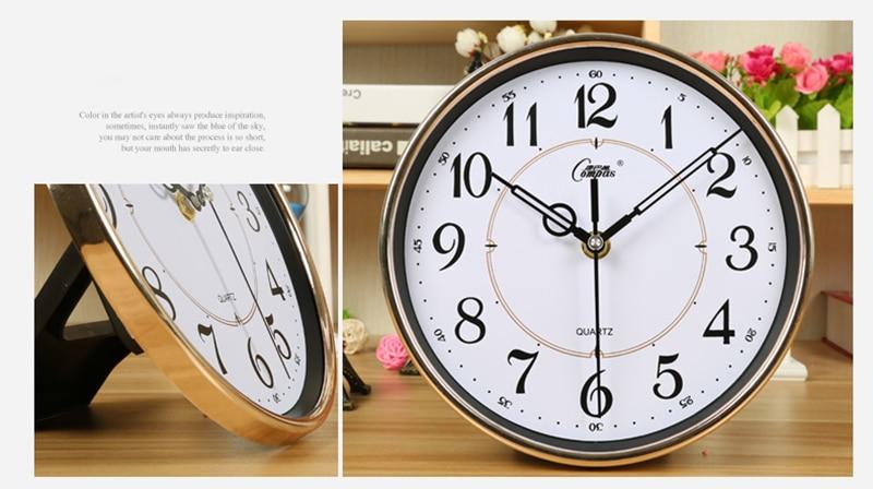 watch table digital clock shabby chic muslim azan clock horloge retro mechanical clock digital watch desk flip clock retro bamboo wood vintage klok (10)