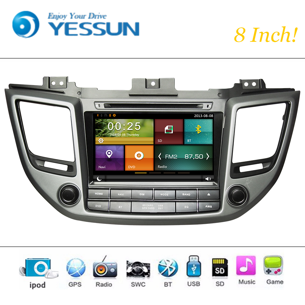 Worldwide delivery hyundai ix35 android car multimedia