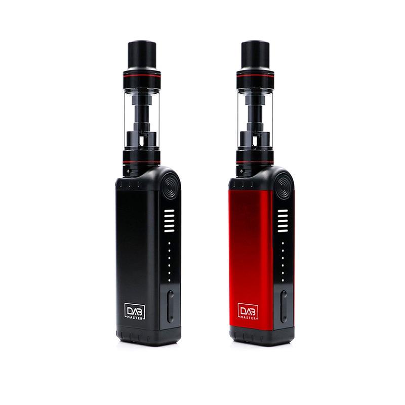 Newest Dabmaster D40 Starter Kit 4ml Atomizer 900mah Mouth Lungh Electronic Cigarettes starter kit Vape kit VS Q16 Fog1 kit C14