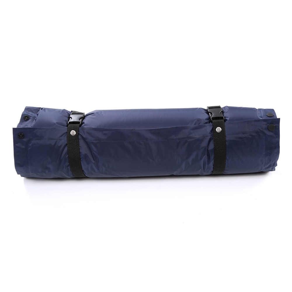 TOMSHOO Ultralight חיצוני אוויר מזרן Moistureproof מתנפח אוויר מזרן עם כרית מיטת קמפינג אוהל קמפינג מחצלת שינה כרית