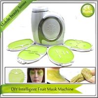 6 IN 1 Automatic Intelligent Natural Fruit Vegetable Essence Eye Face Neck Collagen Beauty Mask Maker