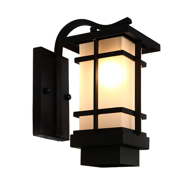 E26 E27 40w Number Of Lighting 1 Western Outdoor Fixture Waterproof Room Exterior Wall
