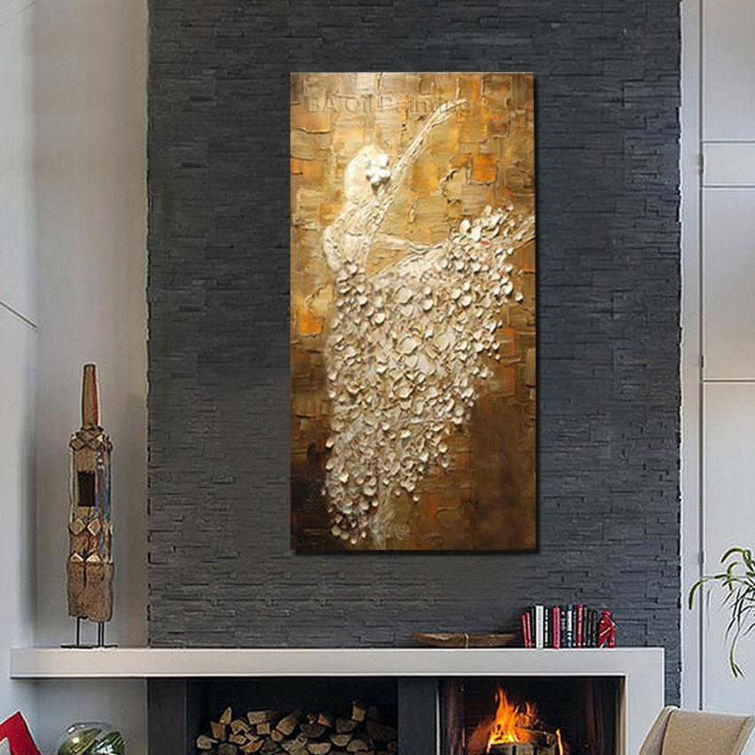 Wholesale cheap oil paintings on canvas painting wall picture for living room decoration free - Home decoration wholesale paint ...
