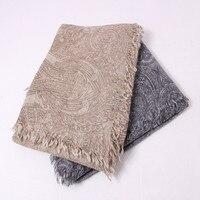 100%goat cashmere women elegant vintage printed scarf shawl pashmina super lare size 100x200cm/4sides scattered wholesale retail