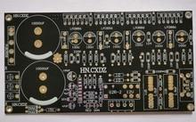 Fannyda LM3886 dual serie reinem zurück bühne power verstärker streifen schutz schaltungen bord PCB leeren brett