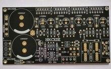 Fannyda LM3886 dual series pure back stage power amplifiers strip วงจร pcb เปล่า board