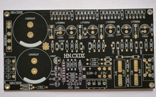 Fannyda LM3886 dual series pure back stage power amplifiers strip protection circuits board PCB blank board