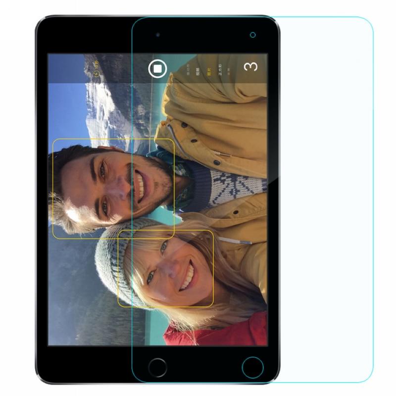 Ar gyfer iPad Newydd Apple 9.7 2017 & 2018 Gwres Ffrwydrad-Prawf Prawf Premiwm-Profi Ultrathin ar gyfer iPad A1822 A1823 A1893 A1954