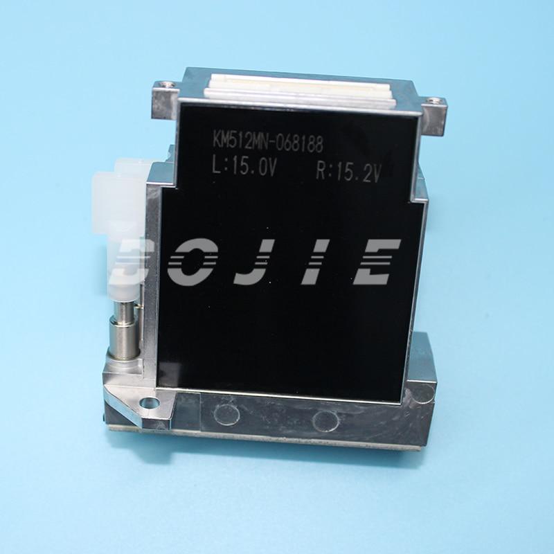 Bojie konica minolta KM512MN konica 512 14pl tête d'impression pour imprimante solvant