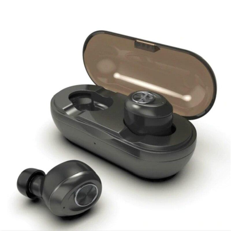 Capsule Pro 50 heures jeux support AAC SFC ecouteur V5.0 Bluetooth ecouteurs basses profondes Hi-Fi casque stéréo
