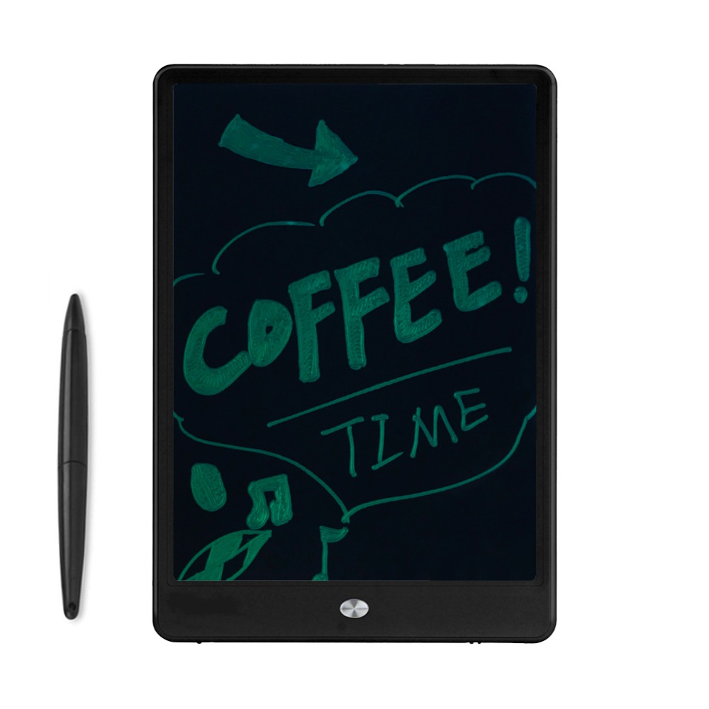 10.5 Inch LCD Writing Tablet Drawing Board Paperless Digital Notepad Rewritten Pad for Draw Note Memo Draft Scrawl School Kids цена и фото
