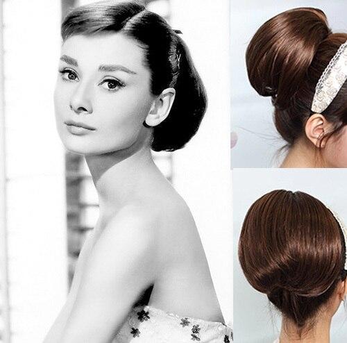 Best Synthetic Hair Pieces Buns Chignon Hair Bun Audrey