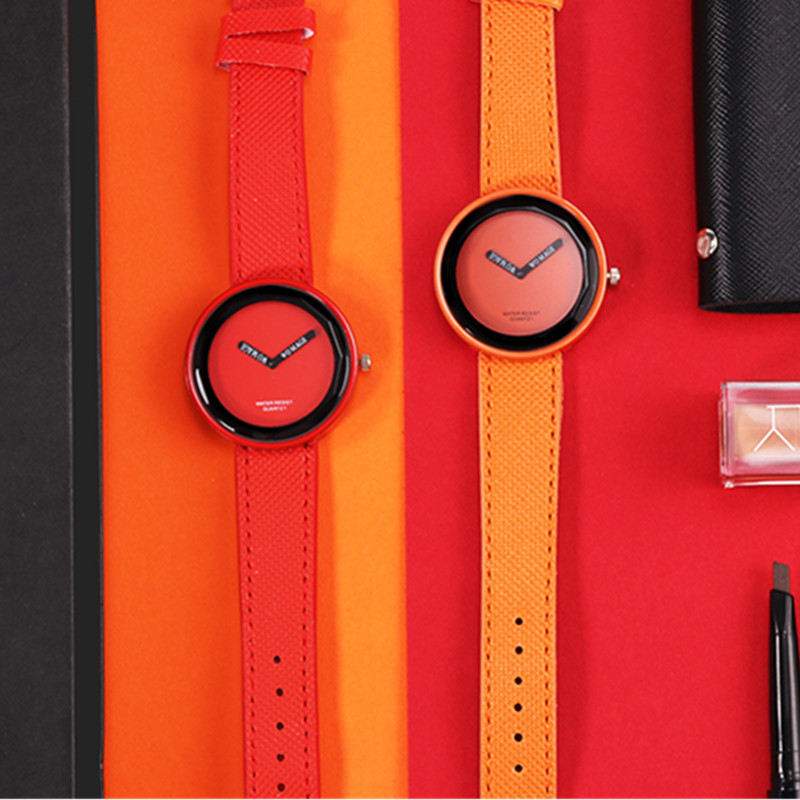 Hot Sale Fashion Women's Watches Leather Ladies Watch Women Watches Young Girl Watch Simple Clock reloj mujer relogio feminino 2