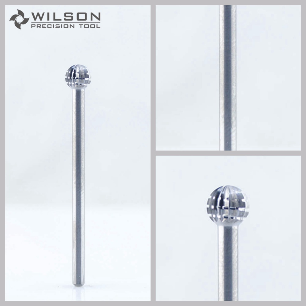 Ball Shape - Remove Foot Calluses - Carbide Bits - WILSON Carbide Pedicure Drill Bit(1100566)Ball Shape - Remove Foot Calluses - Carbide Bits - WILSON Carbide Pedicure Drill Bit(1100566)