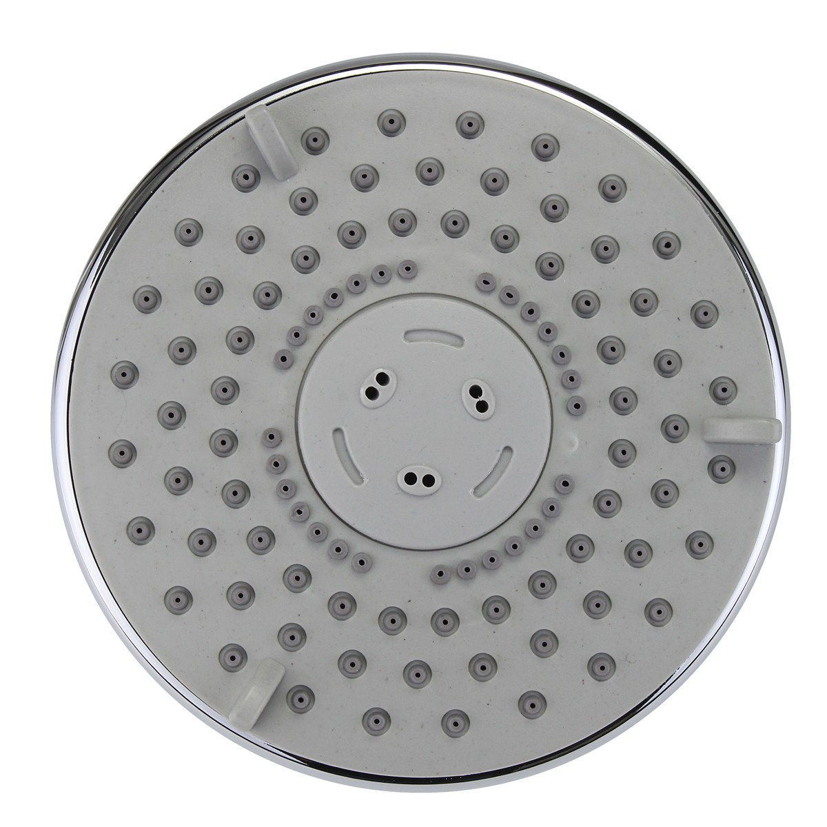 High Pressure 5inch Fixed Shower Head ABS Rainfall Shower Heads Over ...