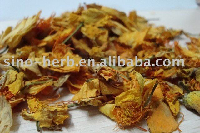 FREE SHIPPING 300g 100% NATURAL Canary Creeper Tea,Dried Flower