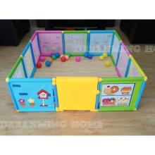 Baby Playpen Kids Fence Playpen Plastic Baby Safety Fence Pool 6 Months Like This Have Space