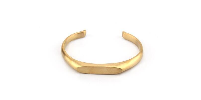 Vintage Stainless Steel Bracelet Men Titanium Steel Heavy Cuff Bangle Bracelets & Bangles Men Jewelry pulseira masculina 5