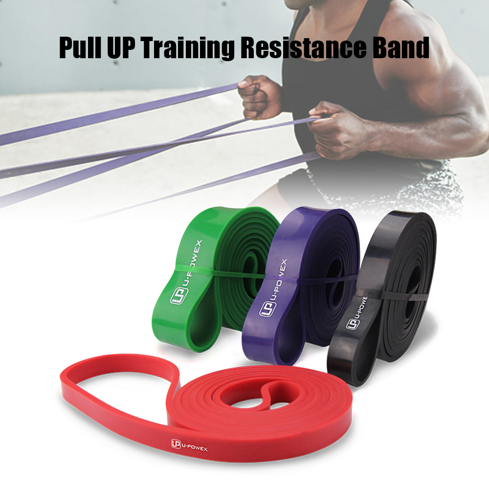 Pull Up Assist Bands Muscle Training Resistance Yoga Pilates Resistance Bands Workout Exercise Loop Power Lifting Latex Bands