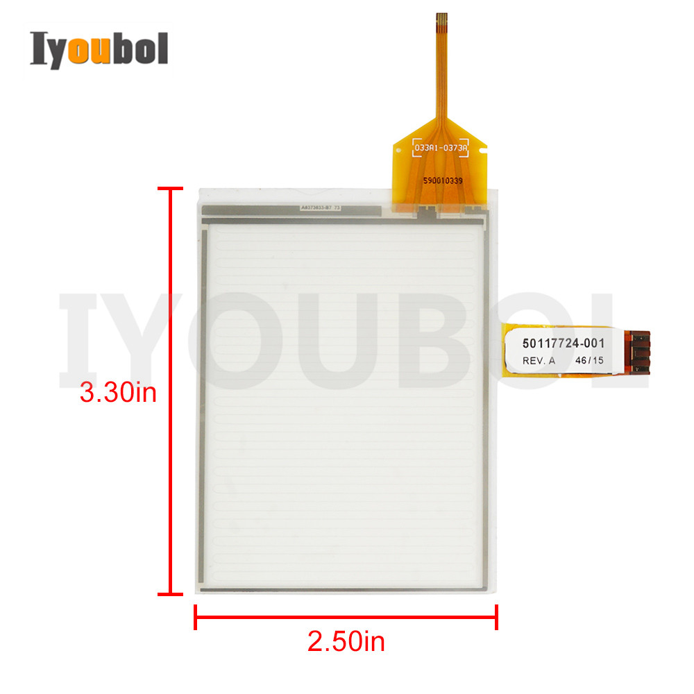 Touch screen (Defrost Heater Function) for Honeywell LXE MX7 MX7TTouch screen (Defrost Heater Function) for Honeywell LXE MX7 MX7T