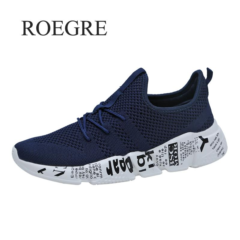 2019 New Men Casual Shoes Breathable Fashion Sneakers Man Shoes Masculino Shoesshoes Male Brand Zapatillas Deportivas Size 39-47 4