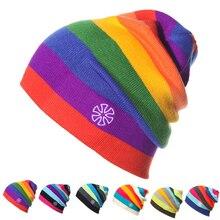 Женщины Зима Вязаные Шапки Gorro Шапочка Мужчины Женщины Шапочки Маска Шляпу Капот Открытый Спорт Лыжи Chapeu Cap
