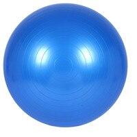 Eko avrupa popüler yoga fitness topu 65 cm programı yoga topları pilates denge spor fitball geçirmez topları anti-kayma fitness için