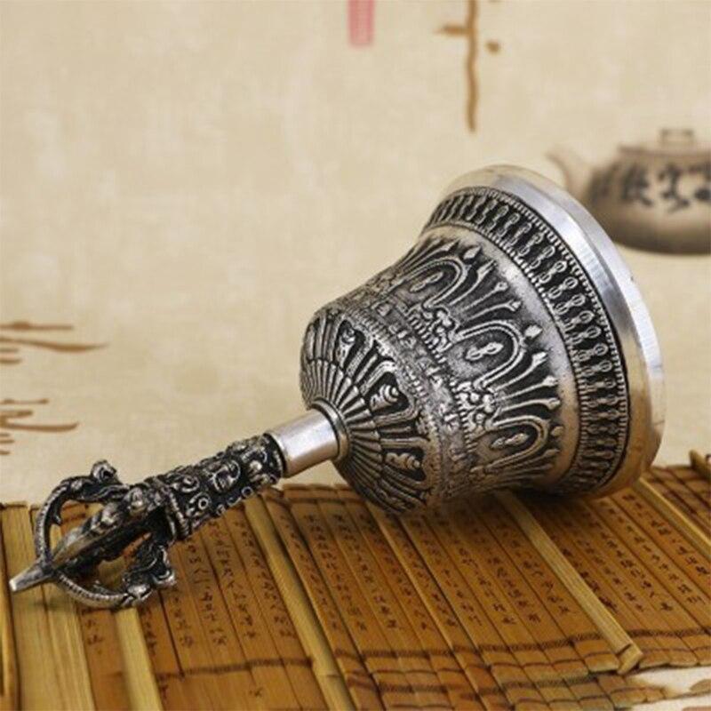 Tibetan Vajra Bell 3