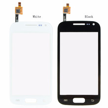 High Quality For Samsung Galaxy Ace 2 GT i8160 Touch Screen Digitizer Panel Sensor Lens Front Glass Replacement White BLack