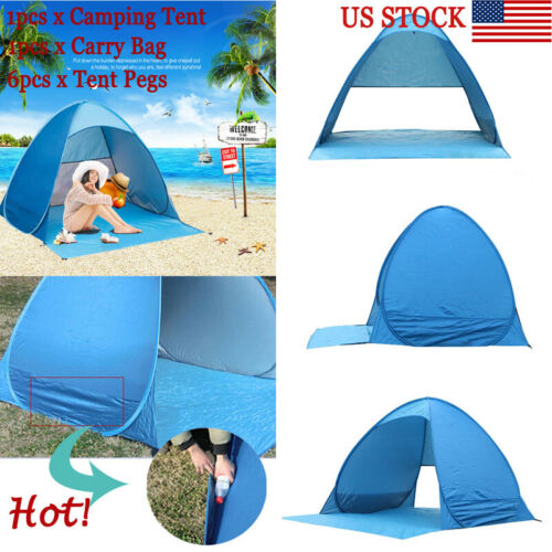 4Season 2-3 Person Camping Tent Windproof Waterproof Windproof Hiking Outdoor Tents