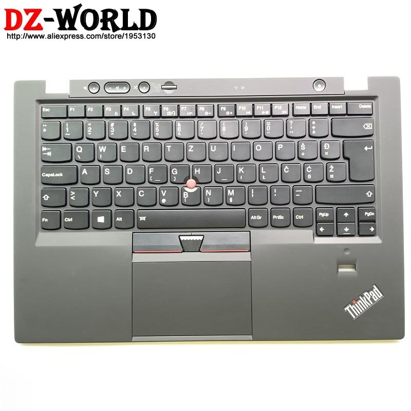 New UK backlight keyboard for Lenovo ThinkPad X1 Yoga 1st 20FQ 20FR 2016