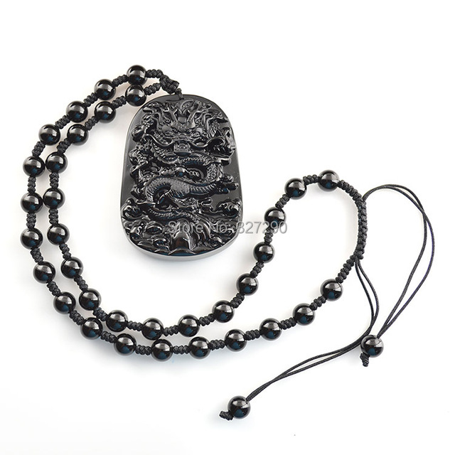 1822 Inch Handmade Adjustable Chain Pendant Chinese Emperor Symbol