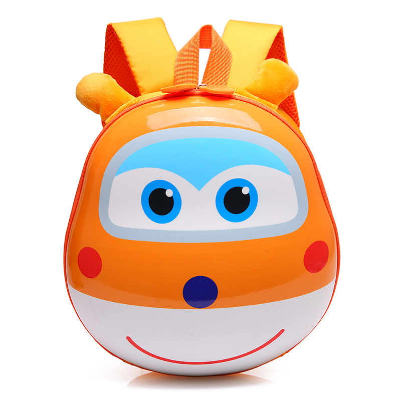 2017-new-Super-Wings-Cute-Kid-School-bags-Cartoon-Character-3D-Style-Children-Backpacks-Kindergarten-girls-boys-baby-backpack-3