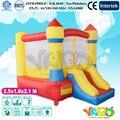 Mini bouncer inflável castelo de salto inflável casa
