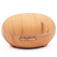300ml Electric Aroma USB air diffuser wood Ultrasonic humidifier Essential oil Aromatherapy cool mist maker цена и фото