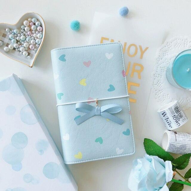 Lovedoki Koreaanse Creatieve Planner Kit Notebook & Bullet Tijdschriften A6 Planner Organisator Agenda 2019 Dagboek Kantoor & School Supplies